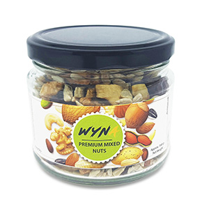 WYNA Mixed Nuts (160g)